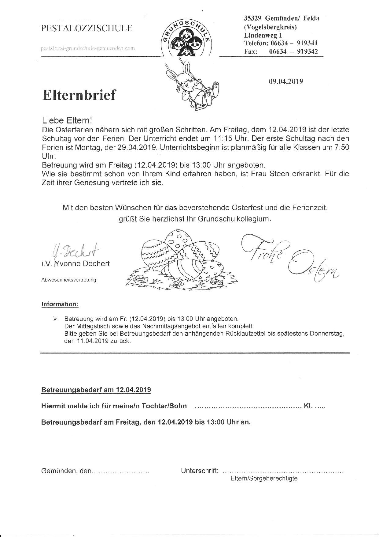 Elternbrief Ostern-001